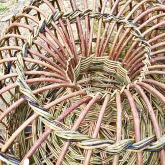 Cornish crab pot